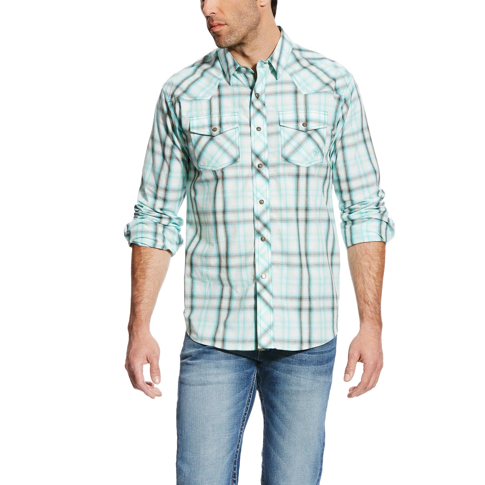 Irvan Snap Retro Shirt
