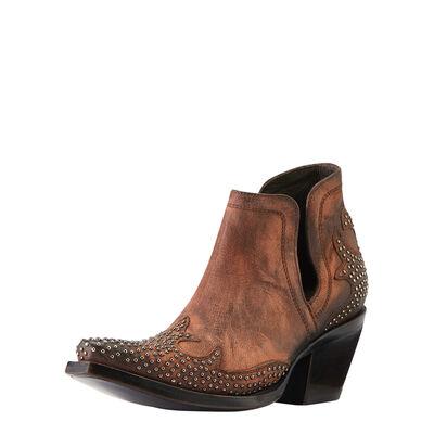 Dixon Wingtip Western Boot