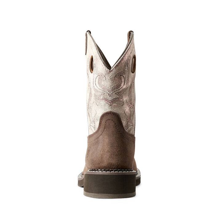 Heritage Cowgirl II Western Boot