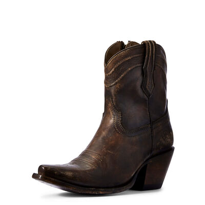 Legacy X Toe Western Boot
