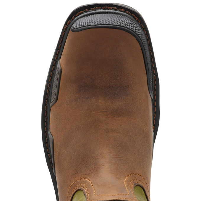 OverDrive Wide Square Toe Composite Toe Work Boot