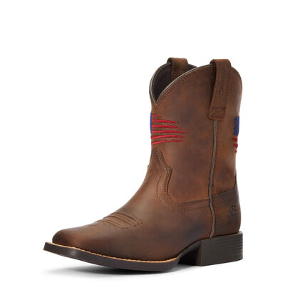 Patriot II Western Boot