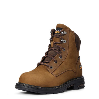 "Casey 6"" Composite Toe Work Boot"