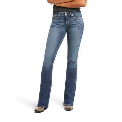 R.E.A.L. Perfect Rise Alma Boot Cut Jean