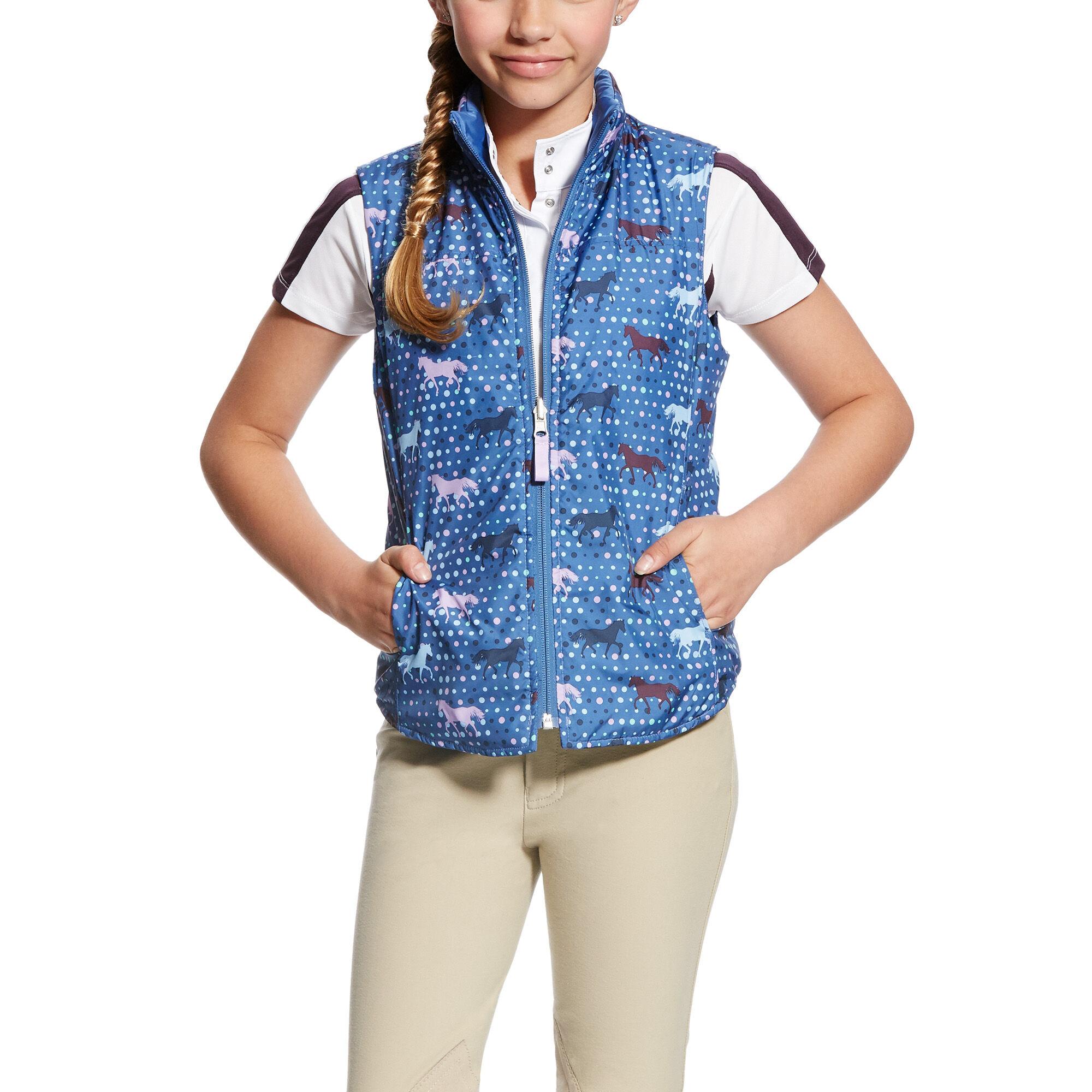 Emma Reversible VestReversible Vest