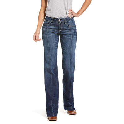 Trouser Perfect Rise Lucy Wide Leg Jean