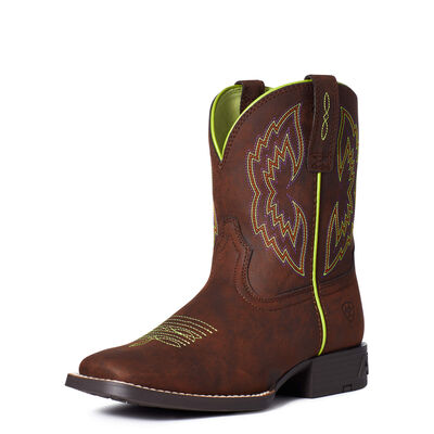 Youth Dash Western Boot