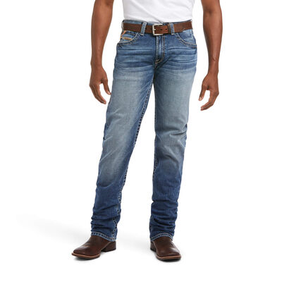 M4 Low Rise Stretch Longspur Stackable Straight Leg Jean