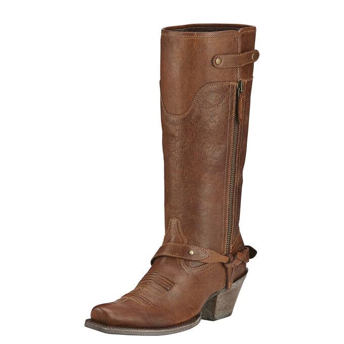 Wild Flower Western Boot