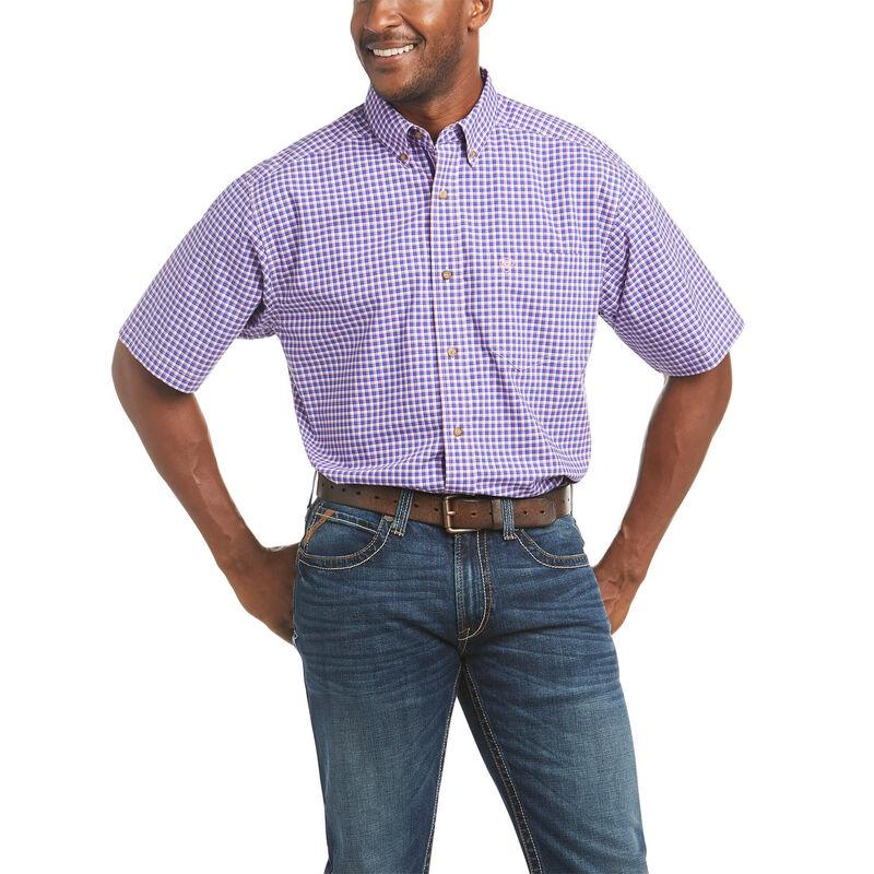 Pro Series Pierce Stretch Classic Fit Shirt