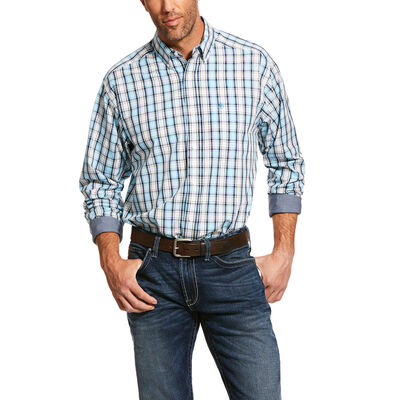 Wrinkle Free Meadow Classic Fit Shirt