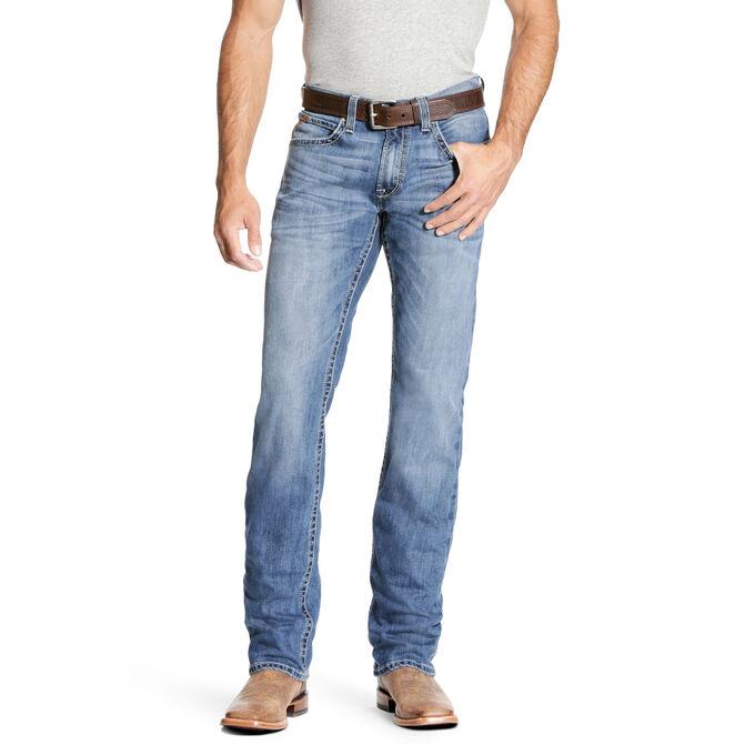 M4 Low Rise Lodi Stretch Boot Cut Jean