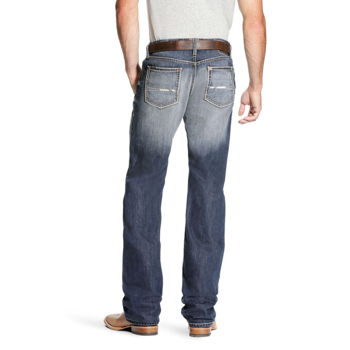M4 Low Rise Casey Stretch Boot Cut