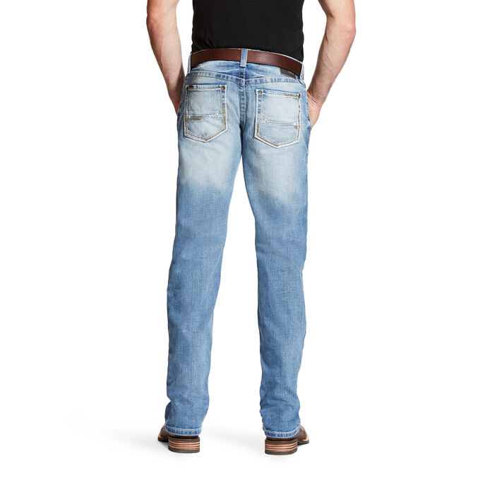 M2 Relaxed Stirling Stretch Boot Cut Jean