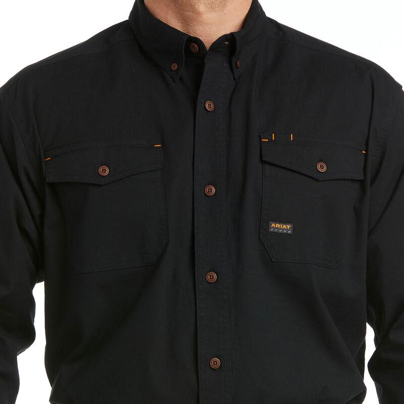 Rebar Made Tough DuraStretch Classic Fit Work Shirt