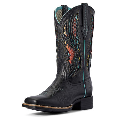 Blackjack VentTEK Western Boot