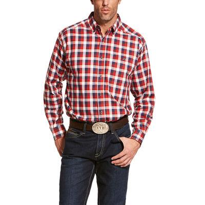 Elzerman Flannel Stretch Classic Fit Shirt
