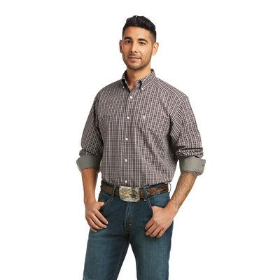 Wrinkle Free Osmar Classic Fit Shirt
