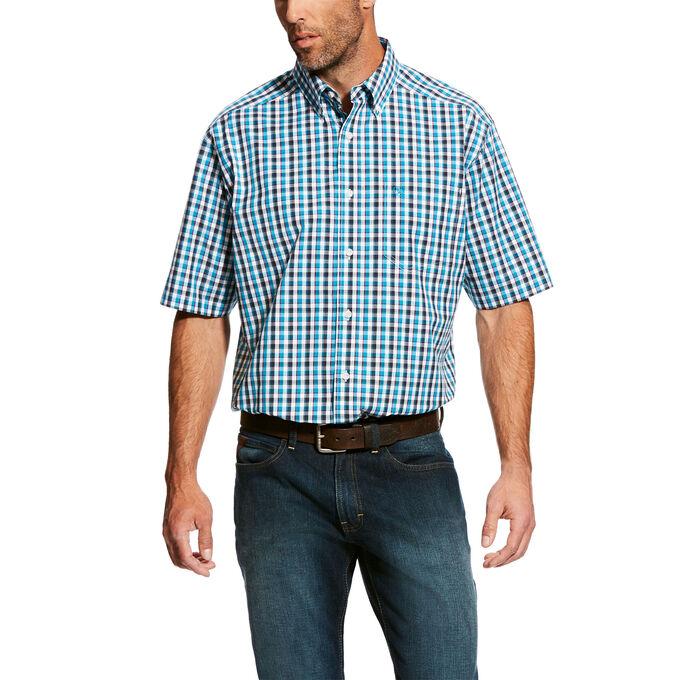 Fredrick SS Perf Shirt