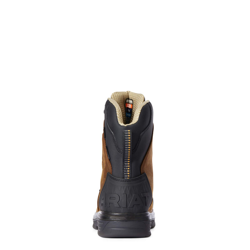 """Turbo Outlaw 8"""" CSA Waterproof 400g Carbon Toe Work Boot"""