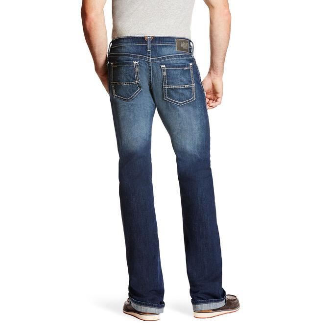 M7 Rocker Morgan TekStretch Boot Cut Jean