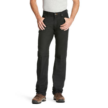 Rebar M4 Low Rise DuraStretch Canvas 5 Pocket Boot Cut Pant