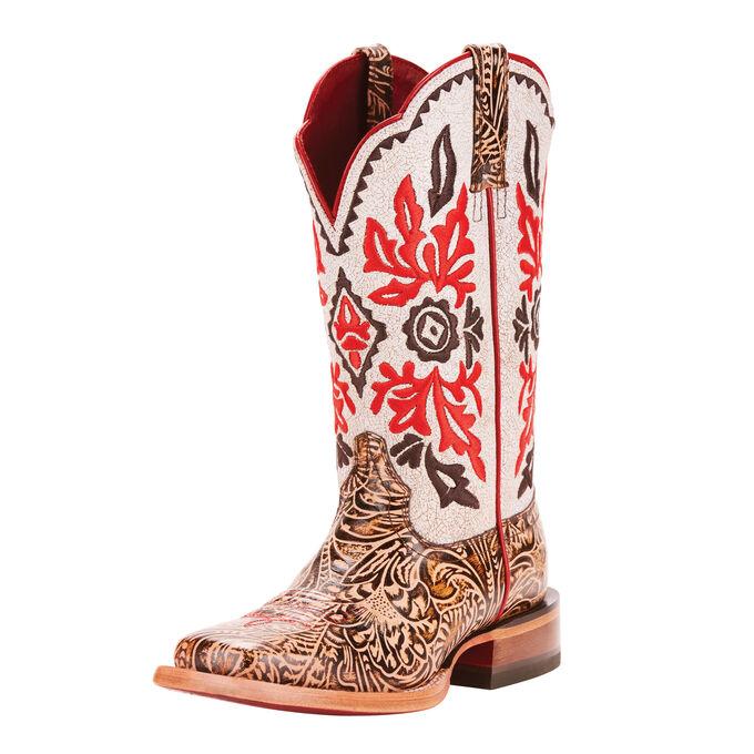 Magnolia Western Boot