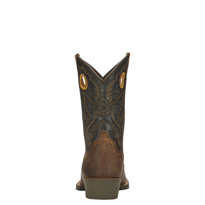 7632e65299d Heritage Roughstock Western Boot