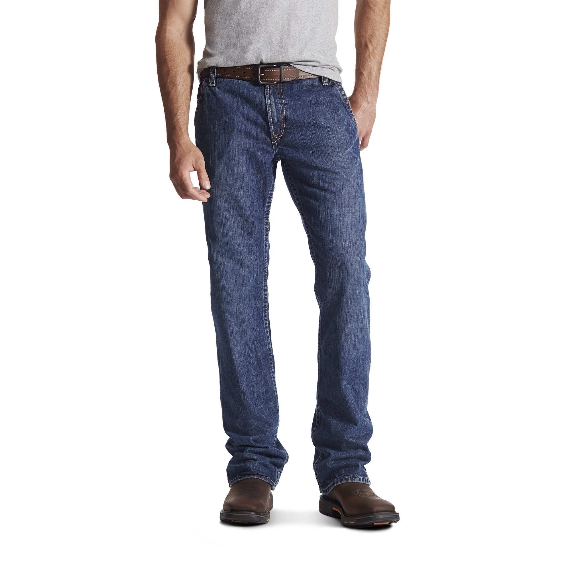 FR M4 Low Rise Workhorse Boot Cut Jean