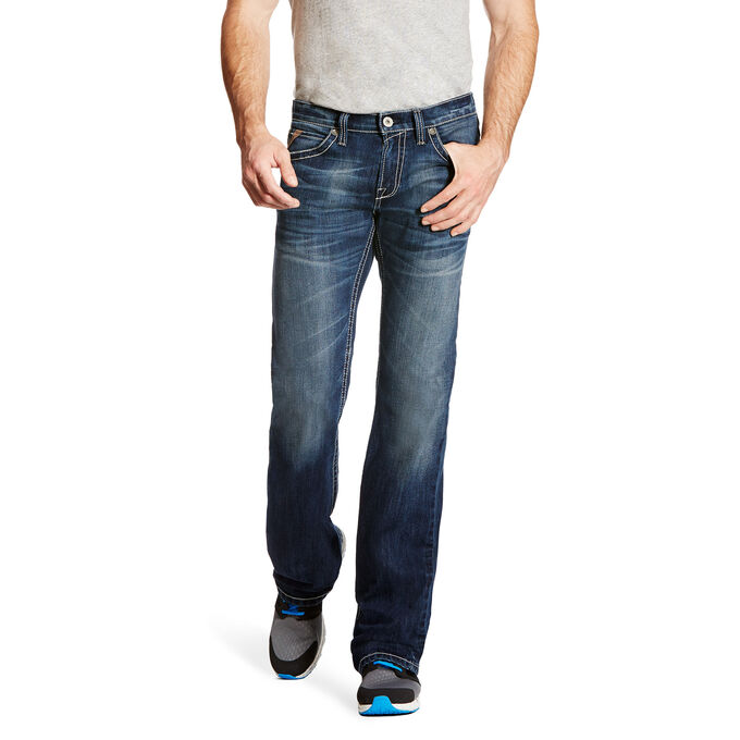 M7 Rocker Lance Cooling Stretch Boot Cut Jean