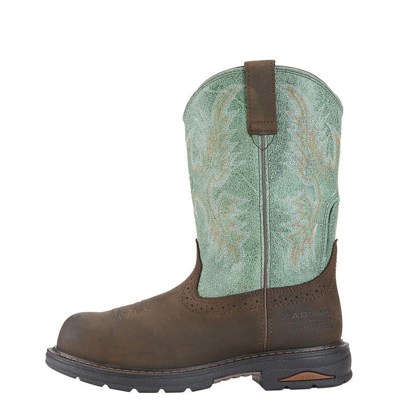 Tracey Waterproof Composite Toe Work Boot