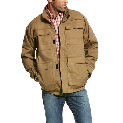 FR Canvas Stretch Jacket