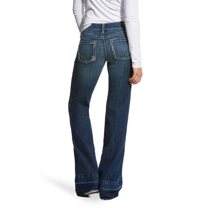 Billie Wide Leg Trouser Jean