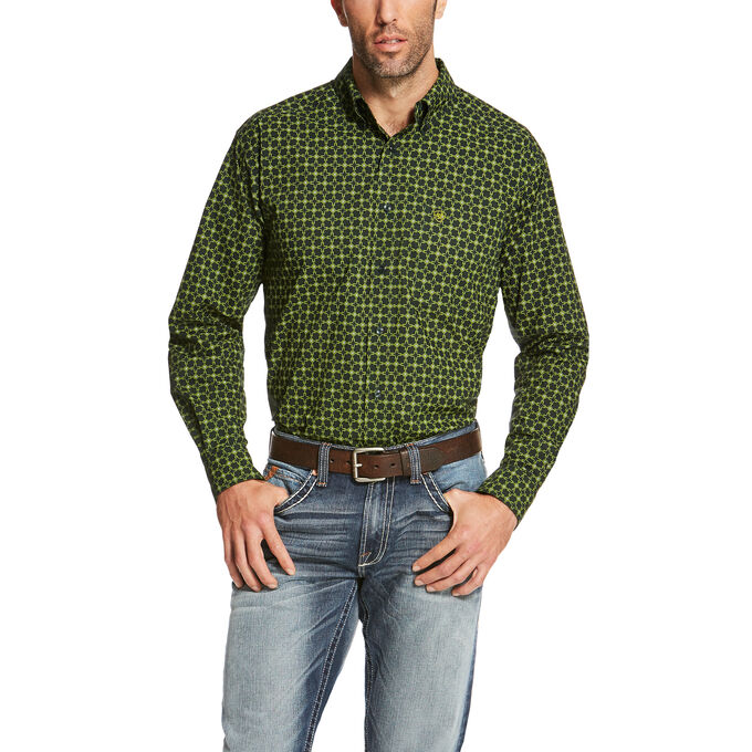 Sherman Print Shirt