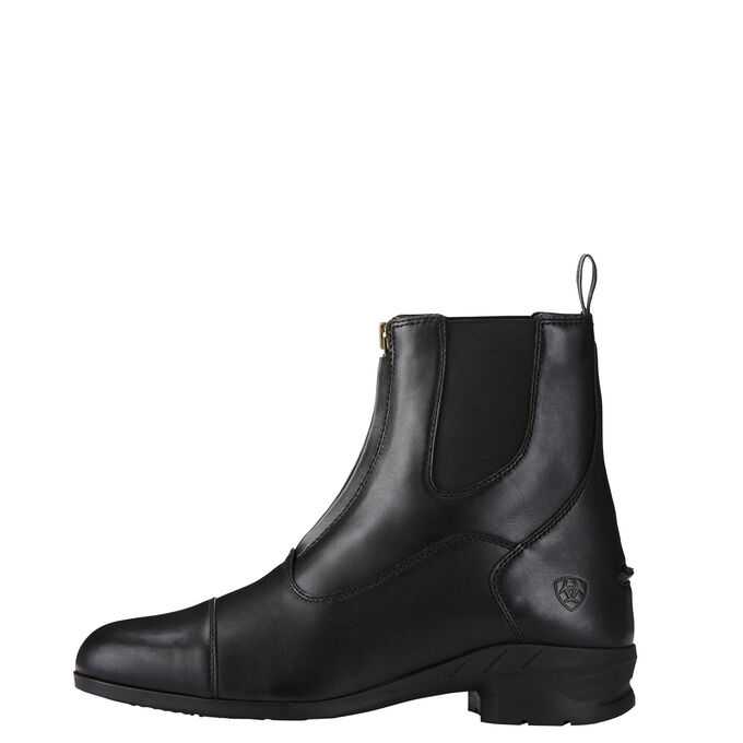 03b8ad9a68f Heritage IV Zip Paddock Paddock Boot