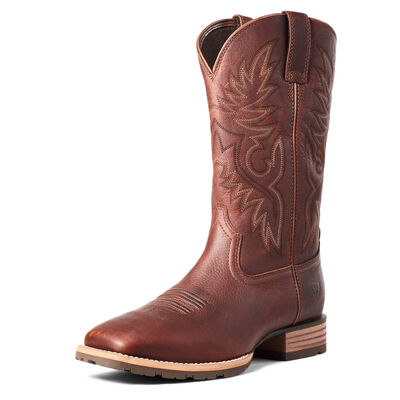 Hybrid Big Boy Western Boot