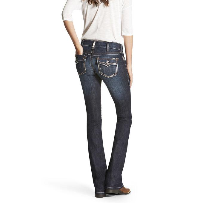 R.E.A.L Low Rise Winona Boot Cut Jean