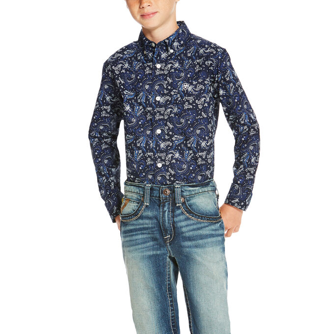 Olex Print Shirt