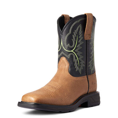 WorkHog XT Wide Square Toe Boot