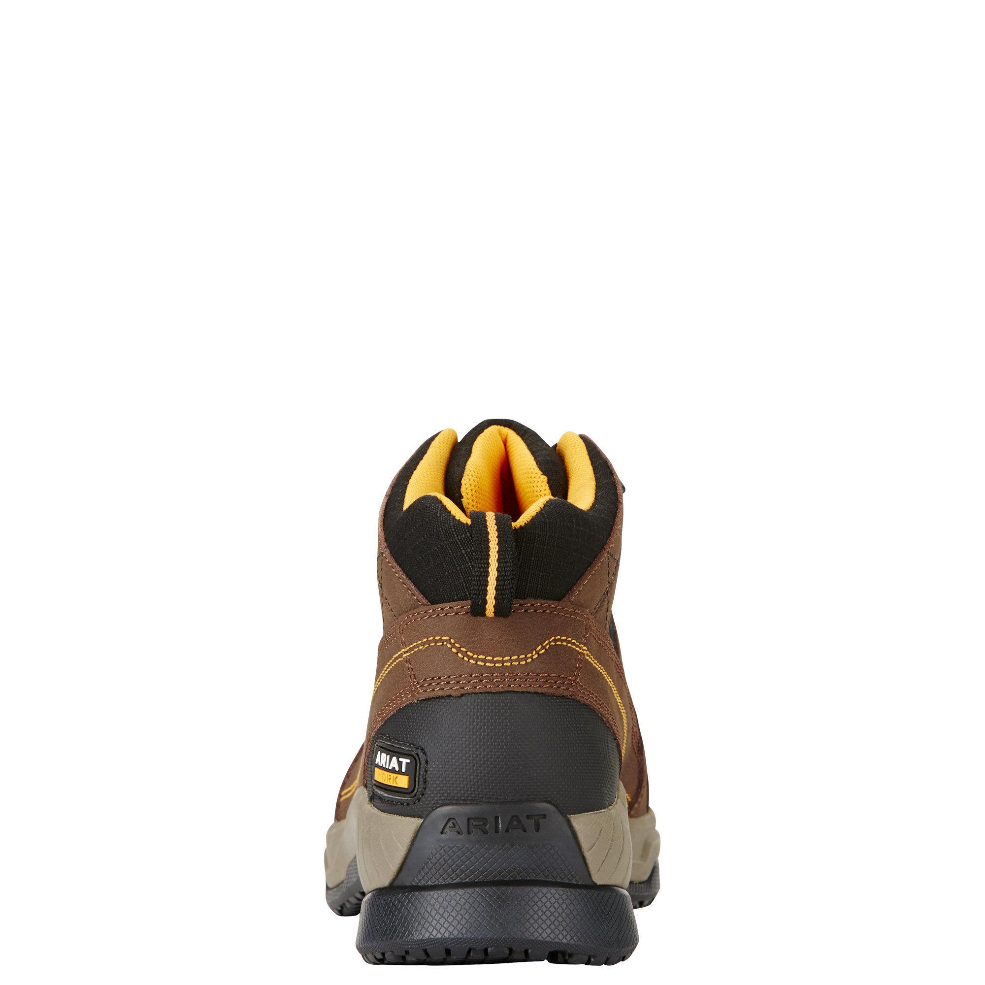 Contender Steel Toe Work Boot   Ariat