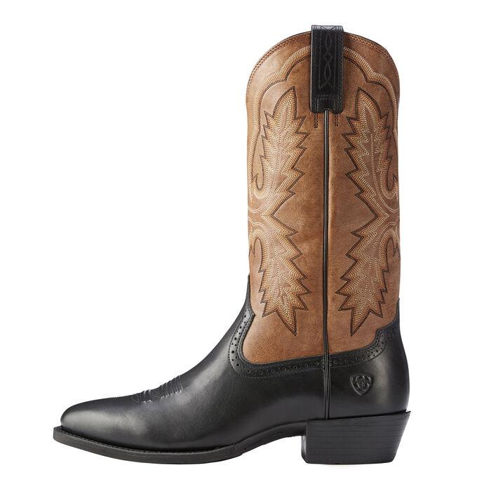 Heritage Calhoun Western Boot