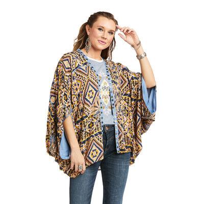 Social Kimono Top