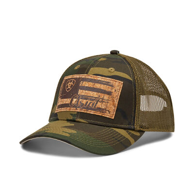 Flag Patch Cap