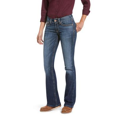 R.E.A.L. Perfect Rise Camilla Boot Cut Jean