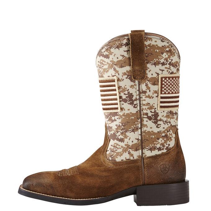 Sport Patriot Boot Ariat