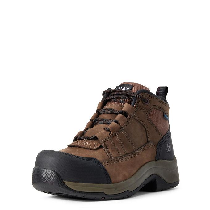 Telluride Work Waterproof Composite Toe Work Boot