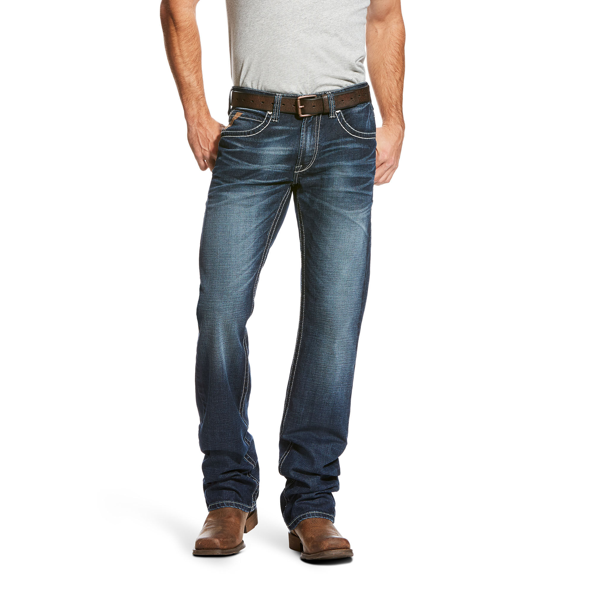 M5 Slim Merced Stretch Boot Cut Jean