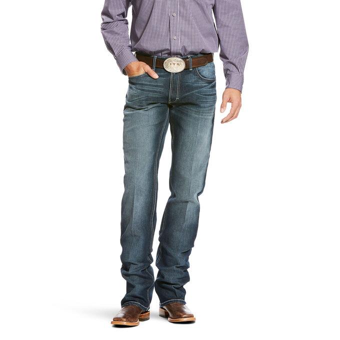 Relentless Original Fit Razor Performance Stretch Stackable Straight Leg Jean