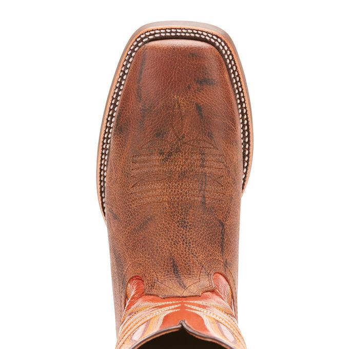 Range Boss Western Boot