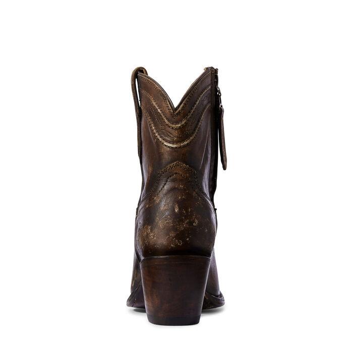 Legacy X Toe Western Boot